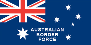 Australian Border Force flag