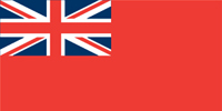 British red ensign 1801