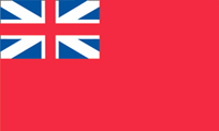 UK red ensign pre 1801